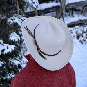 Stetson Outdoor Felt Cowboy Hat- Gus